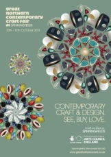 Great Northern Contemporary Craft Fair, 10th - 13th October 2013